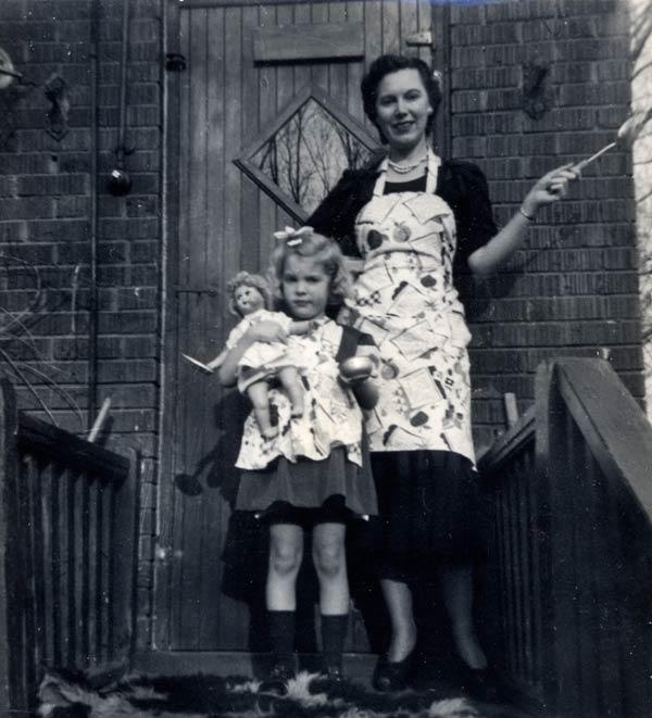 Marni Jackson and her Mother